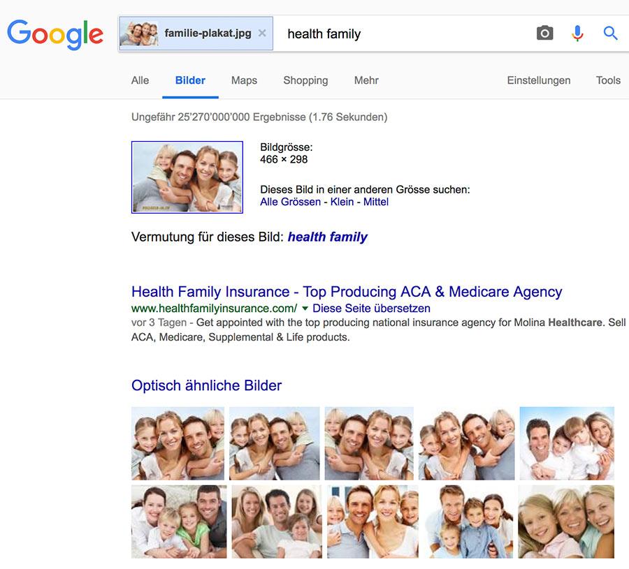 google bildersuche 3 - Prüft eure Bilder, bevor ihr von den Journalisten in die Pfanne gehauen werdet