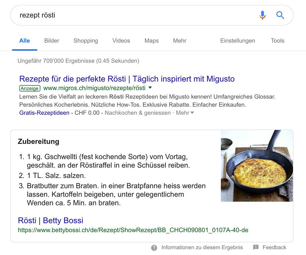 google snippet werbung rupperswil 1 - Google macht Werbung für Rupperswil AG mit einem Vierfachmörder
