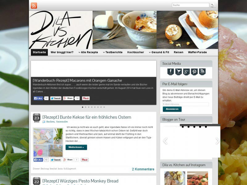 Food Blog dilavskitchen.de