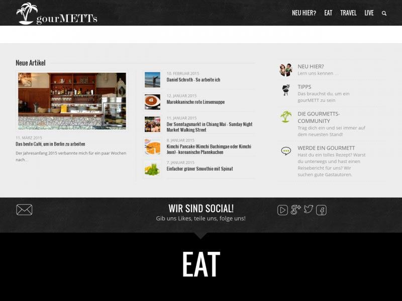 Food Blog gourmetts.de
