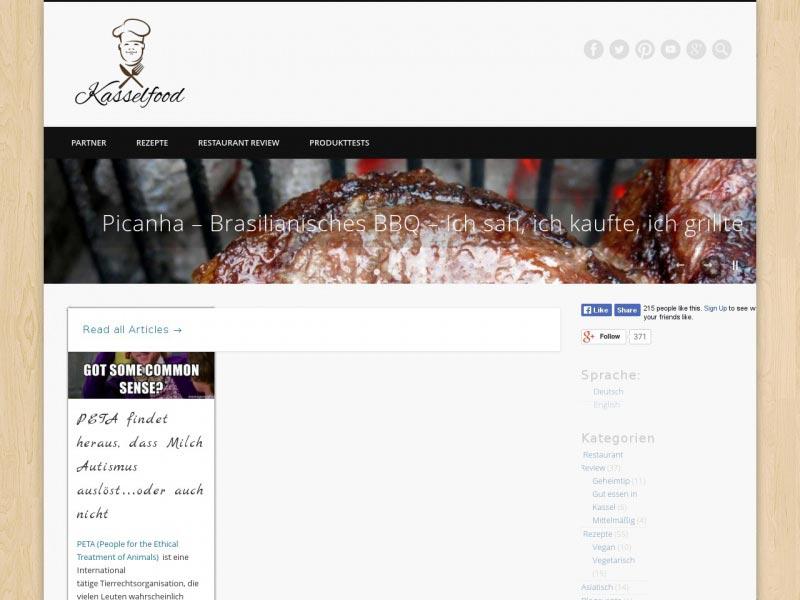 Food Blog kasselfood.com