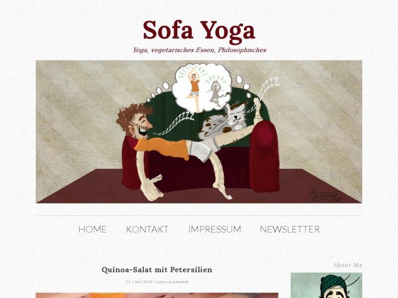 Food Blog sofayoga.de