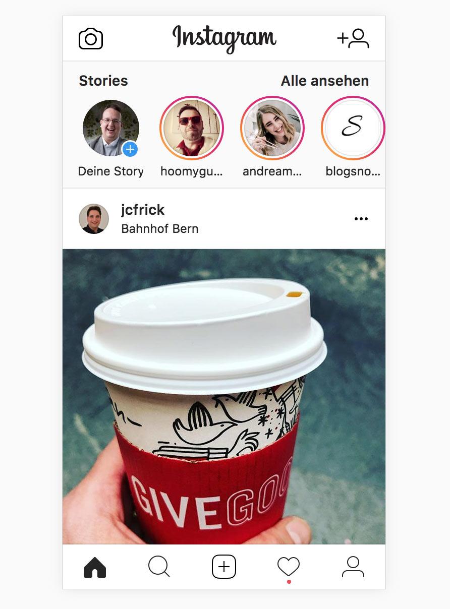instagram anleitung posten pc mac 4 - Bilder auf Instagram mit PC oder Mac hochladen