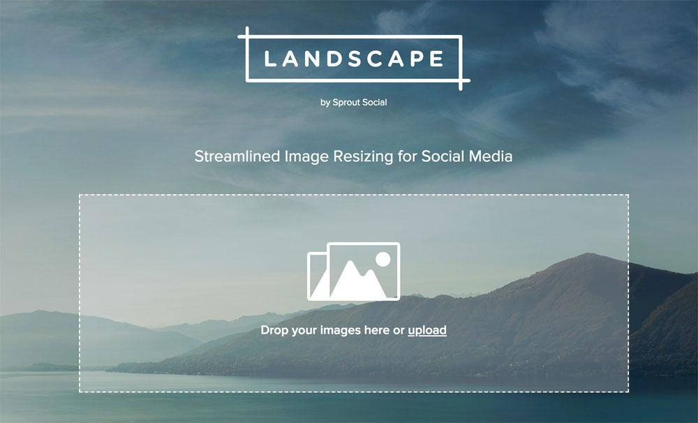 landscape 1 - Landscape - Wie man Bilder schnell für Social Media aufbereitet