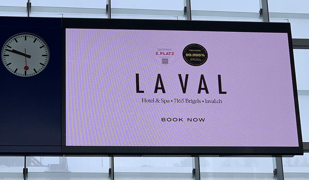 laval corona 1 - Laval.ch und ihre fragwürdige Werbekampagne