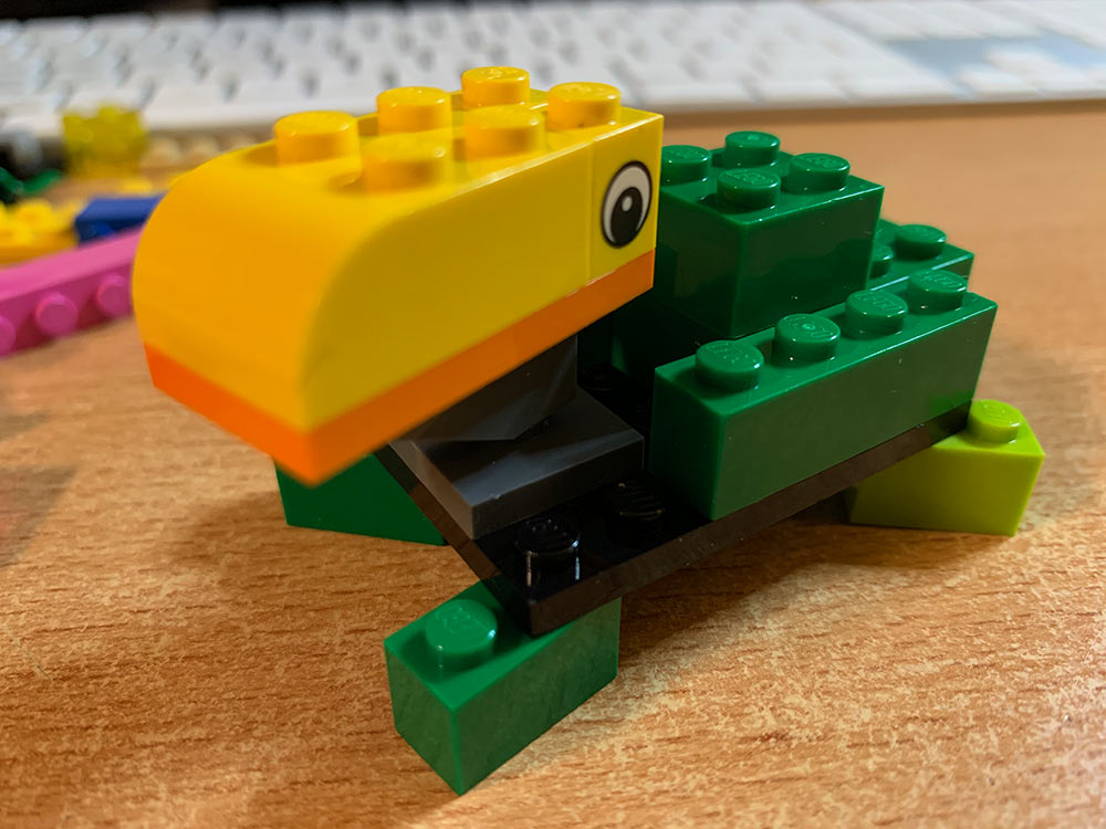 lego serious play frangi 2020 6 - LEGO® Serious Play®? Was ist denn das?