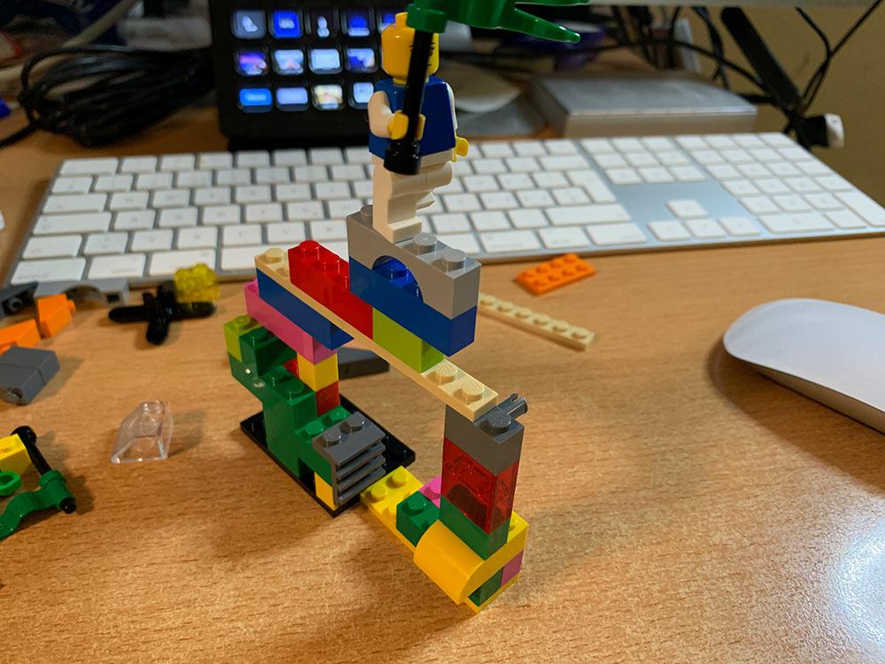 lego serious play frangi 2020 7 - LEGO® Serious Play®? Was ist denn das?