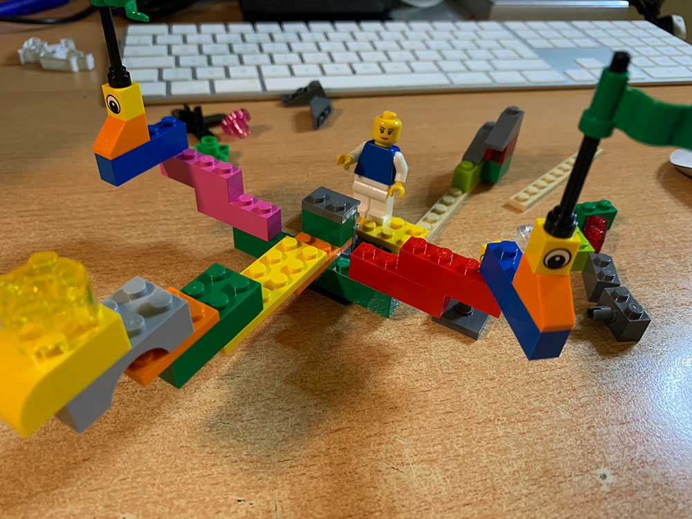 lego serious play frangi 2020 8 - LEGO® Serious Play®? Was ist denn das?