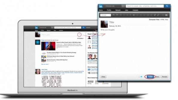 Bloggen auf LinkedIn - ein Blog Killer?