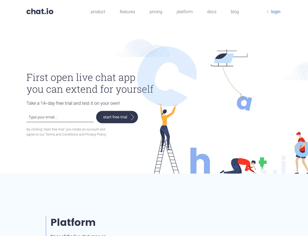 livechat chatio - Top 11 der Live Chat Tool im Internet