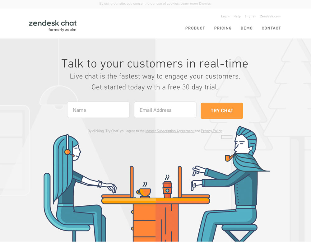 livechat zendesk chat zopim - Top 11 der Live Chat Tool im Internet