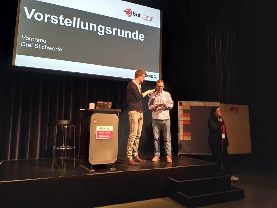 medienbarcamp2018 15 - 2. Medienbarcamp Schweiz 2018 #MedienBC - Mein Rückblick