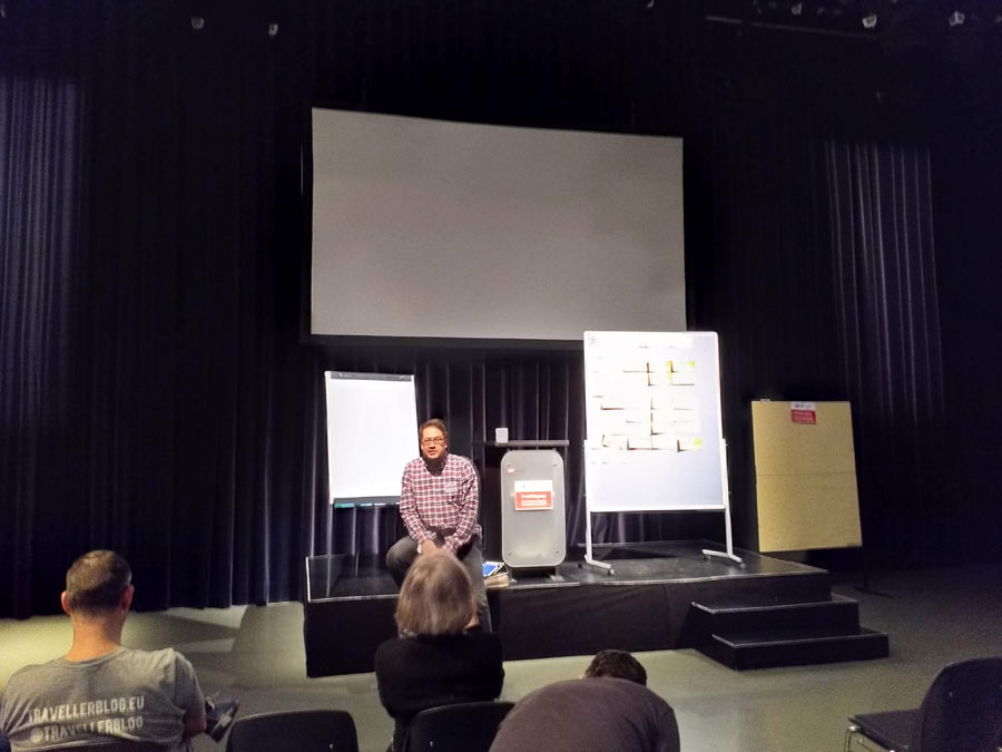 medienbarcamp2018 21 - 2. Medienbarcamp Schweiz 2018 #MedienBC - Mein Rückblick