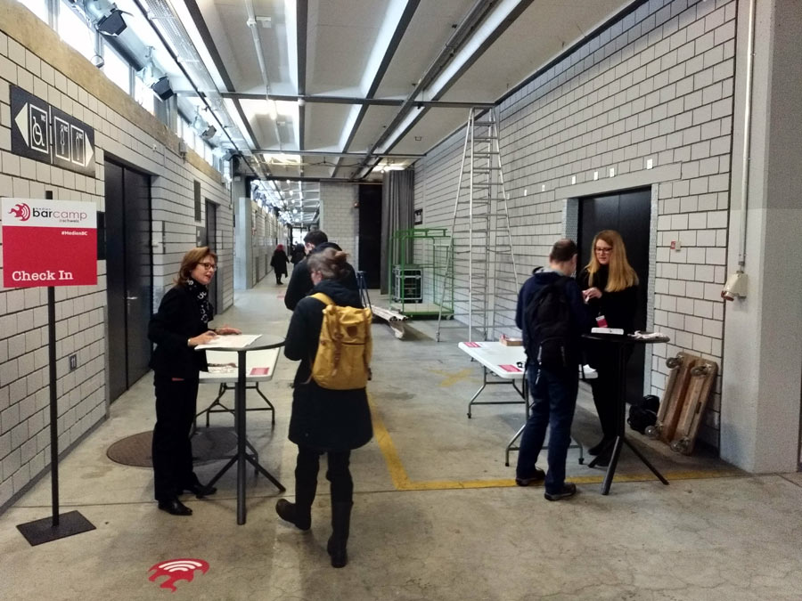medienbarcamp2018 6 - 2. Medienbarcamp Schweiz 2018 #MedienBC - Mein Rückblick
