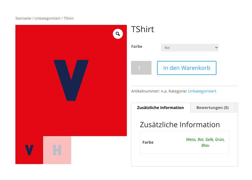 mehrere produktbilder variable produkte 6 - WooCommerce: Mehrere Produktbilder bei variablen Produkte anzeigen lassen