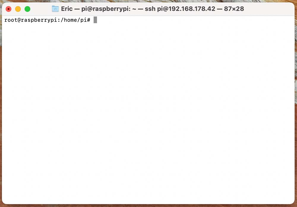 raspberry pi mysql passwort aendern 1 - Raspberry PI: phpMyAdmin Root Passwort und Benutzer vergessen
