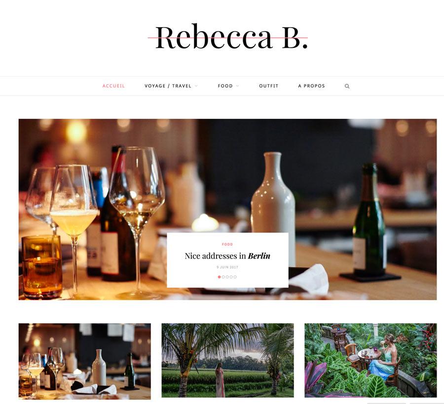rebecca burger blog - Fitness Bloggerin sprengt sich mit Küchengerät in die Luft und stirbt