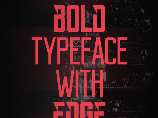Reckoner - Free Font