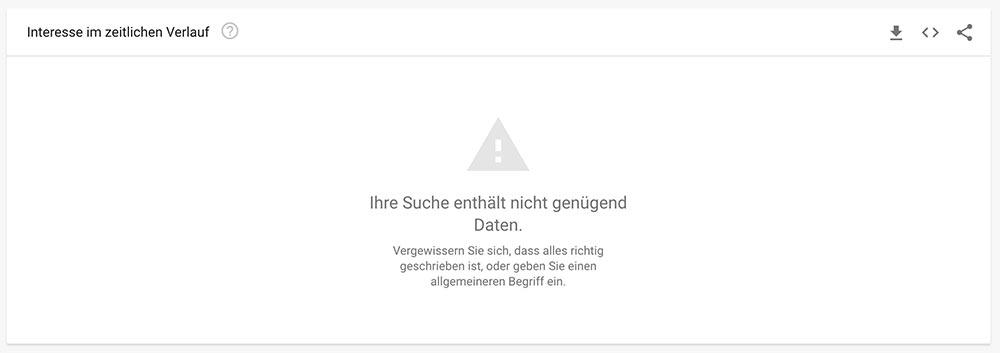 Social Selling auf Google Trends für Österreich