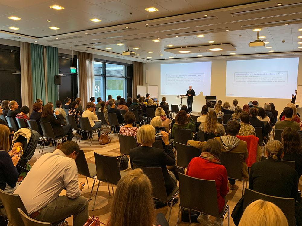 swissblogfamily 2019 45 - 4. Swiss Blog Family 2019 Event - Blogger Kongress in Zürich – Mein Rückblick