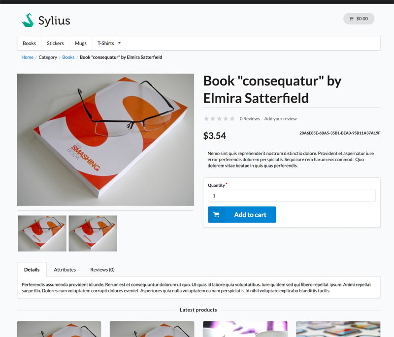 sylius ecommerce framework 2 - Open Source E-Commerce-Framework Sylius kommt