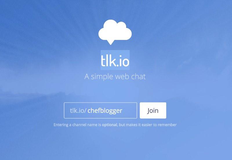 talkio 1 - Ein Chat für die eigene Webseite?
