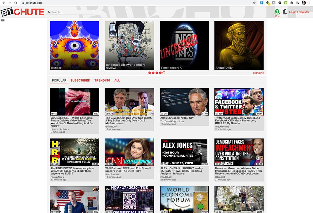 video hoster bitchute - Video Hoster für Private oder Firmen
