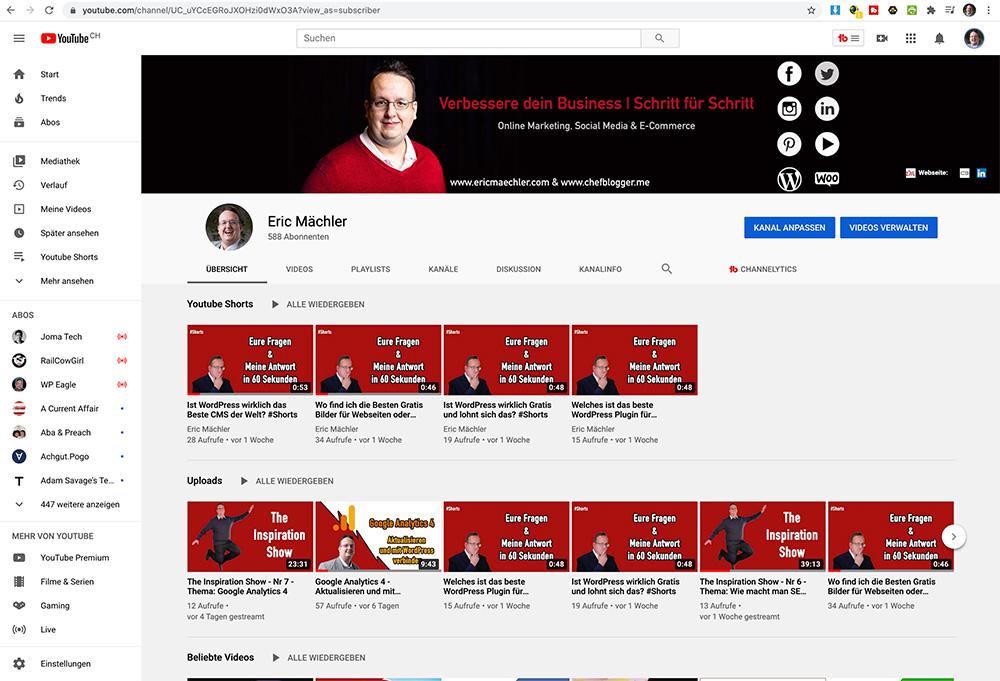video hoster youtube - Video Hoster für Private oder Firmen
