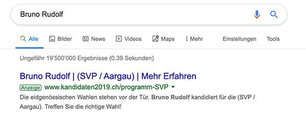 wahlkampf19 cvp negative kampagne 1 - Die CVP macht Negative Campaigning ist das ein guter Einsatz von Social Media? Schweizer Wahlkampf 2019