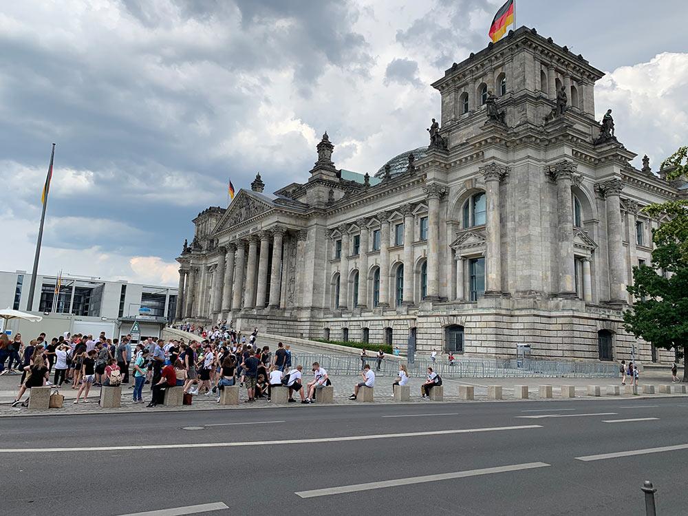 wceu 2019 23 - WordCamp Europe 2019 in Berlin - Tag 1 meines #InfluencerReisli