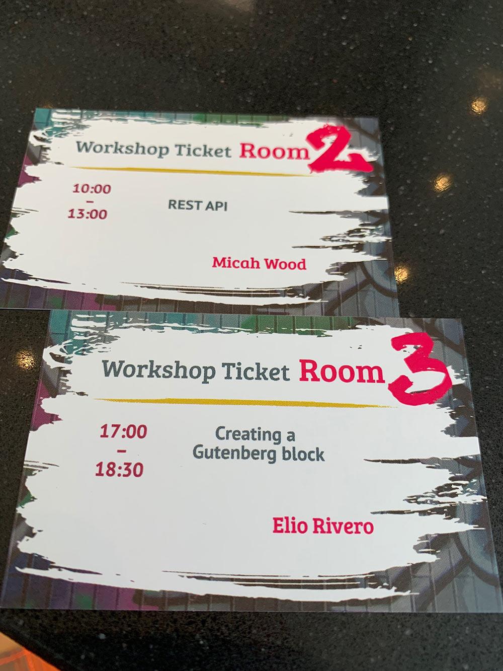 wceu 2019 day3 02 - WordCamp Europe 2019 - WordPress Konferenz – Tag 3 meines #InfluencerReisli