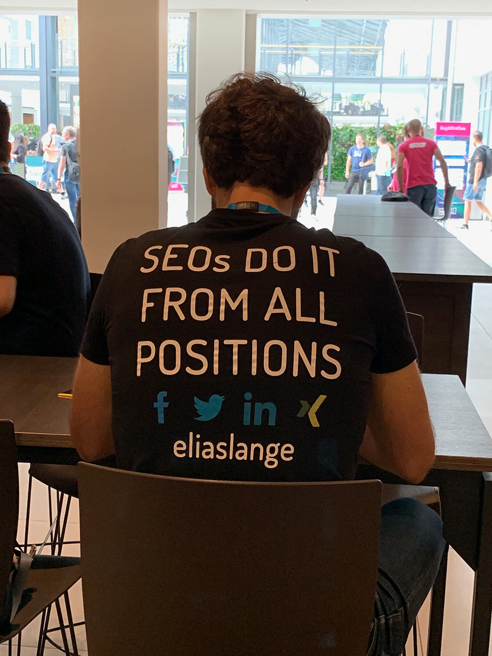 wceu 2019 day3 03 - WordCamp Europe 2019 - WordPress Konferenz – Tag 3 meines #InfluencerReisli