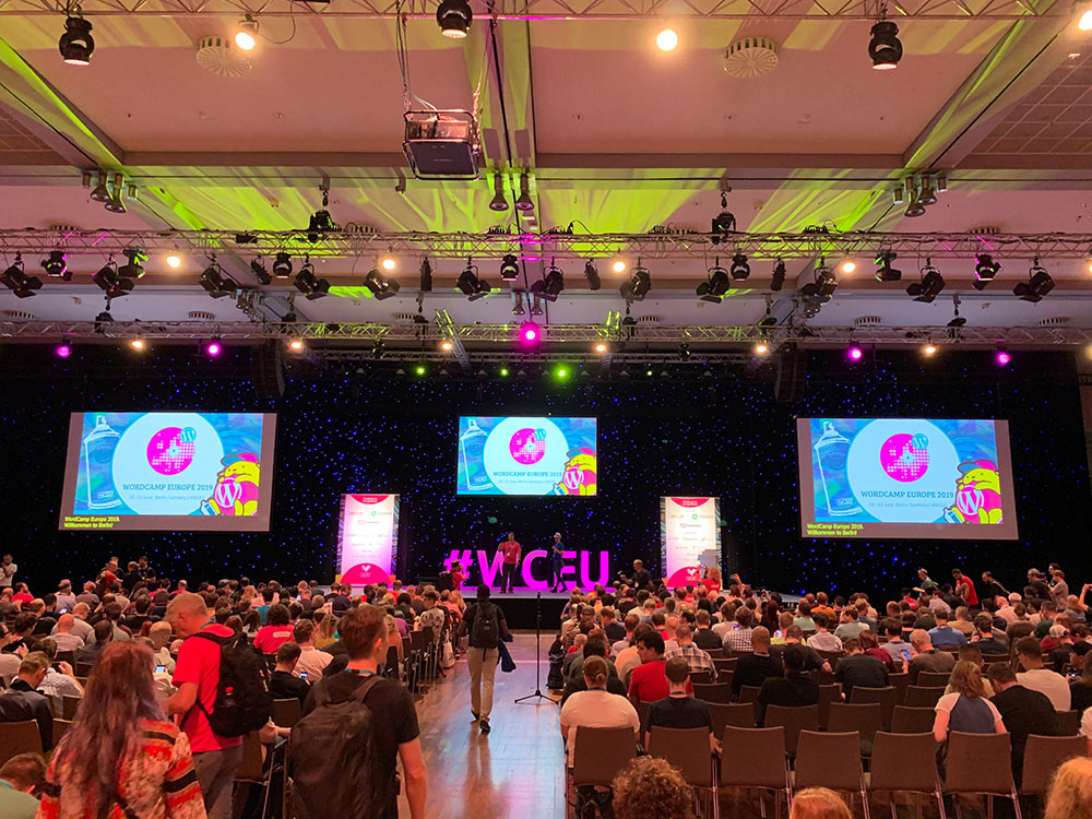 wceu 2019 day3 04 - WordCamp Europe 2019 - WordPress Konferenz – Tag 3 meines #InfluencerReisli