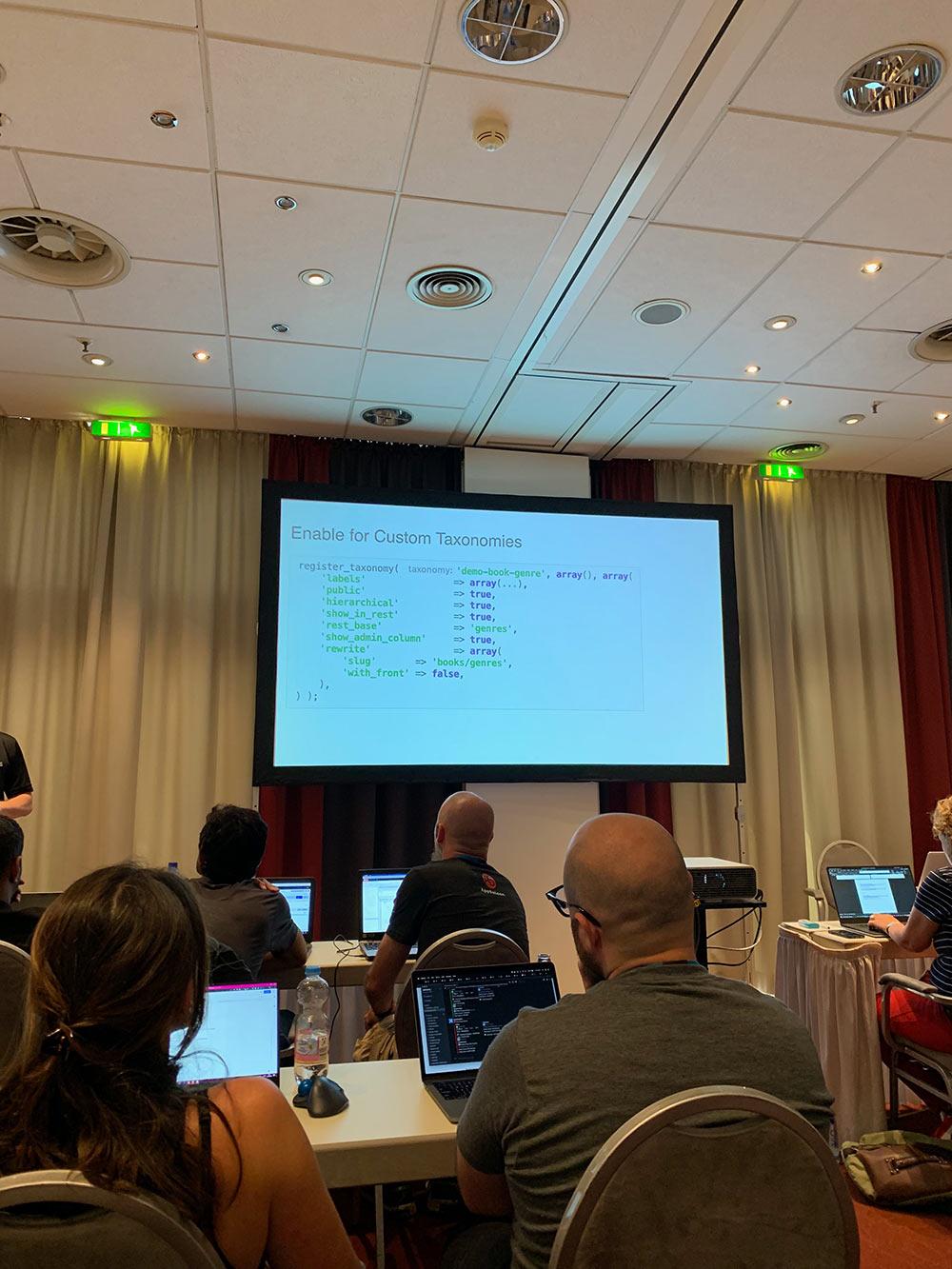 wceu 2019 day3 05 - WordCamp Europe 2019 - WordPress Konferenz – Tag 3 meines #InfluencerReisli