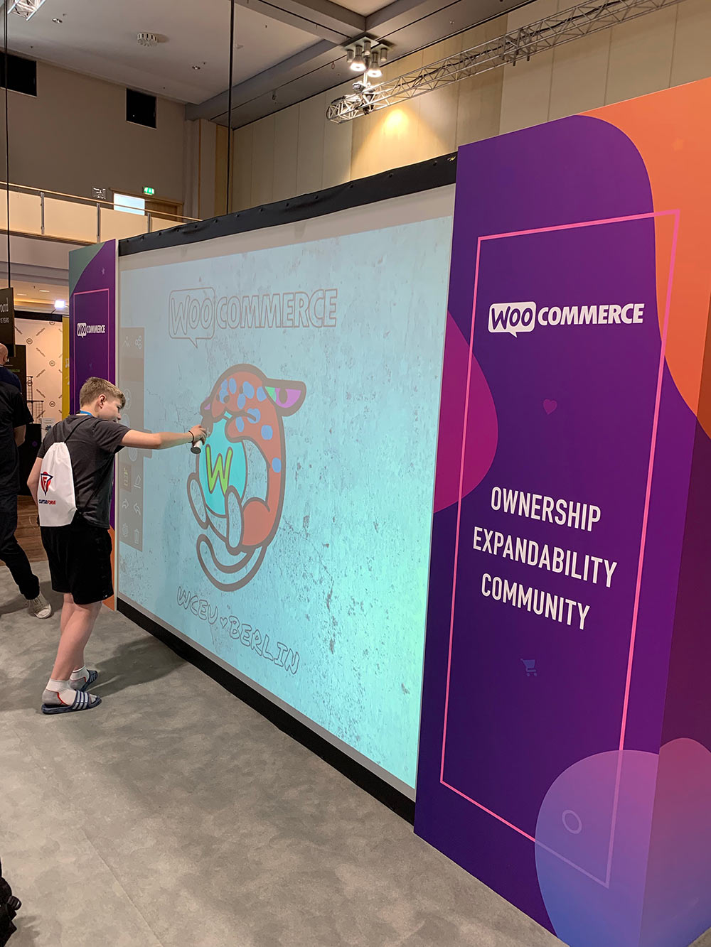 wceu 2019 day4 03 - WordCamp Europe 2019 - WordPress Konferenz – Tag 4 meines #InfluencerReisli
