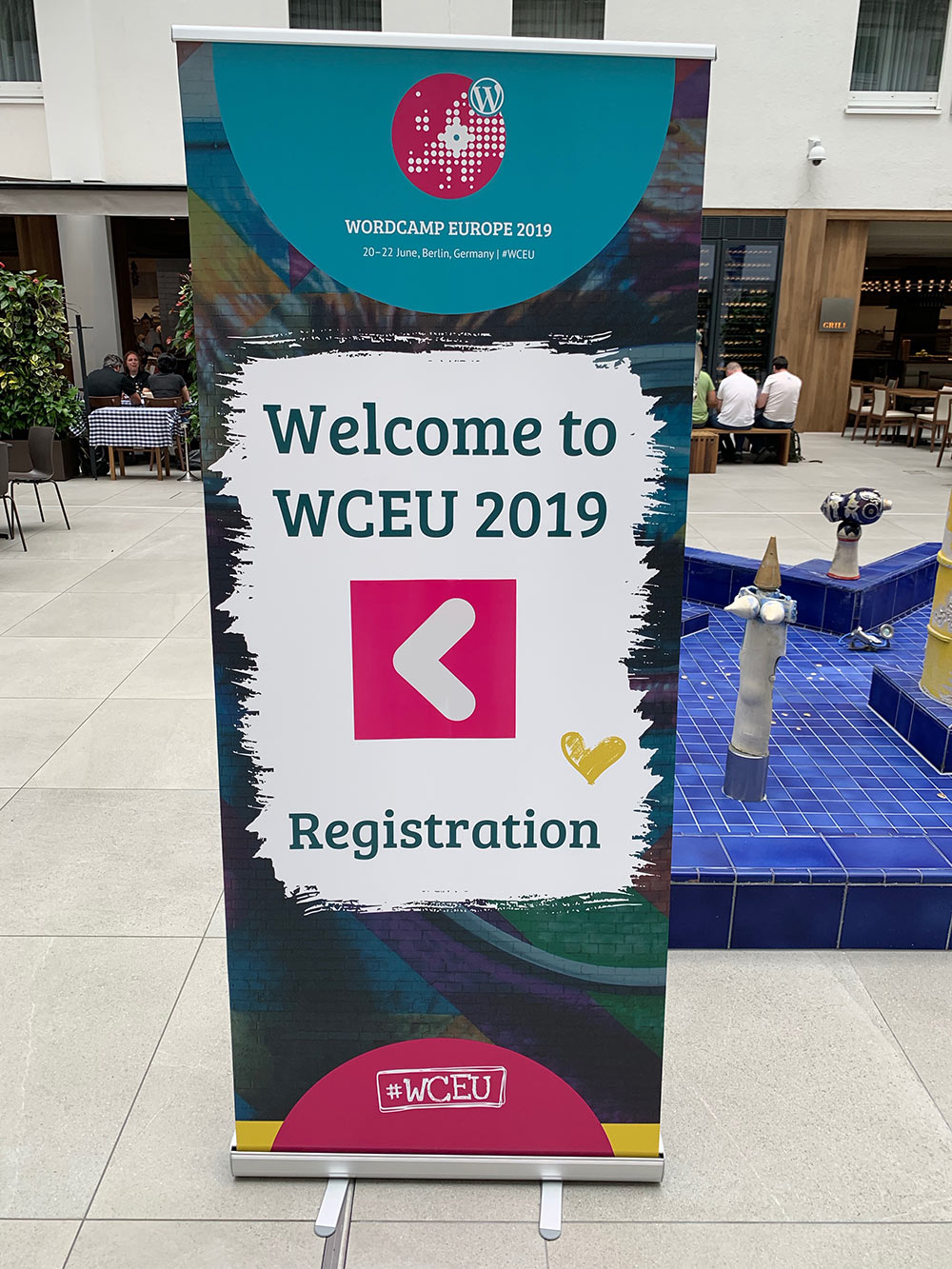 wceu 2019 tag2 4 - WordCamp Europe 2019 Contributor Day – Tag 2 meines #InfluencerReisli