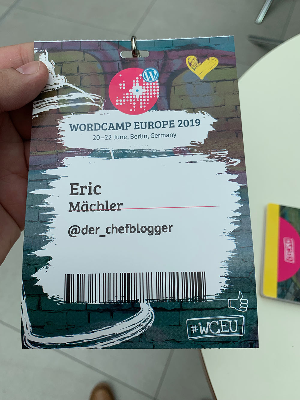 wceu 2019 tag2 5 - WordCamp Europe 2019 Contributor Day – Tag 2 meines #InfluencerReisli