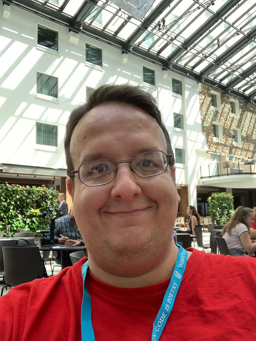 wceu 2019 tag2 6 - WordCamp Europe 2019 Contributor Day – Tag 2 meines #InfluencerReisli