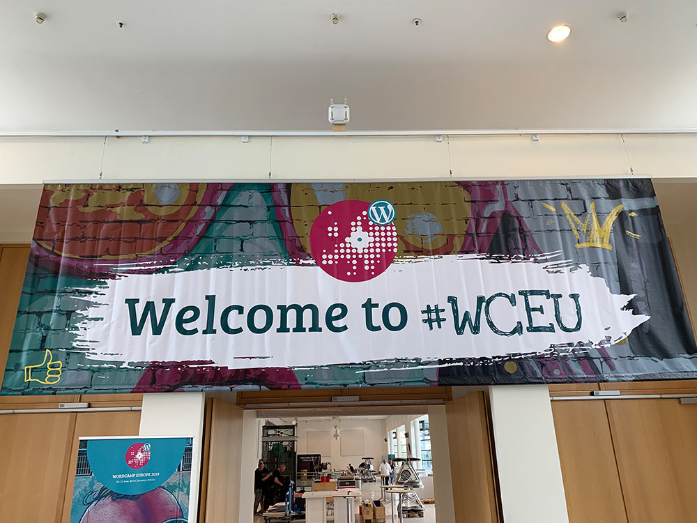 wceu 2019 tag2 7 - WordCamp Europe 2019 Contributor Day – Tag 2 meines #InfluencerReisli