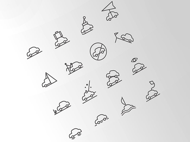 weather situations icon - Wetter Icons für Wetter Blogger