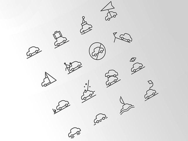 Wetter Icons für Wetter Blogger