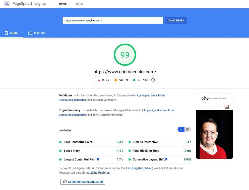 webgeschwindigkeit messen 2 - 5 Tools um die Ladezeit einer Webseite zu messen