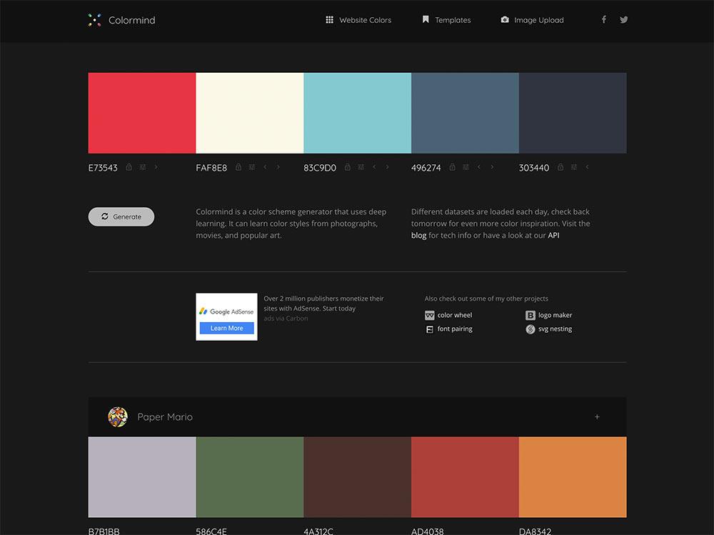 webseite farbgenerator 2018 10 - 12 Tools um die perfekten Farben für eure Webseiten zu finden