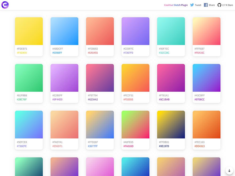 webseite farbgenerator 2018 3 - 12 Tools um die perfekten Farben für eure Webseiten zu finden