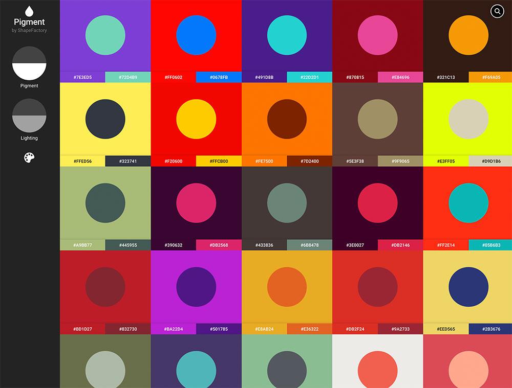 webseite farbgenerator 2018 4 - 12 Tools um die perfekten Farben für eure Webseiten zu finden