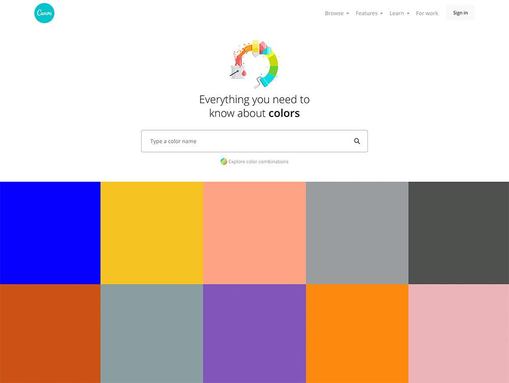 webseite farbgenerator 2018 8 - 12 Tools um die perfekten Farben für eure Webseiten zu finden