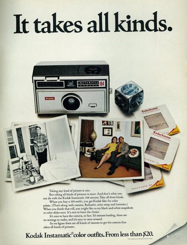 Werbung Kodak
