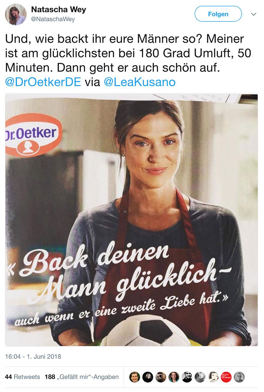 wm2018 fussball dr oetker werbung 4 - WM Werbung von Dr. Oetker erzürnt Social Media