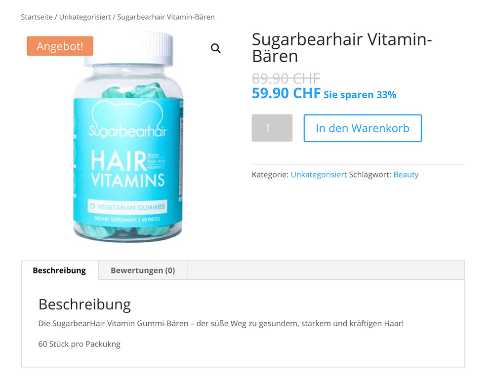 woocommerce prozent ersparnis 2 - WooCommerce: Marketing Ersparnis in % angeben