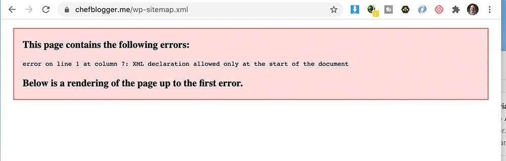 wordpress 5 5 failed xml sitemap generator - Simple XML Sitemap Generator wurde aktualisiert